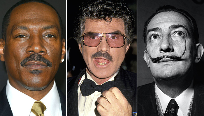 A Definitive Ranking Of The Best Mustaches In History