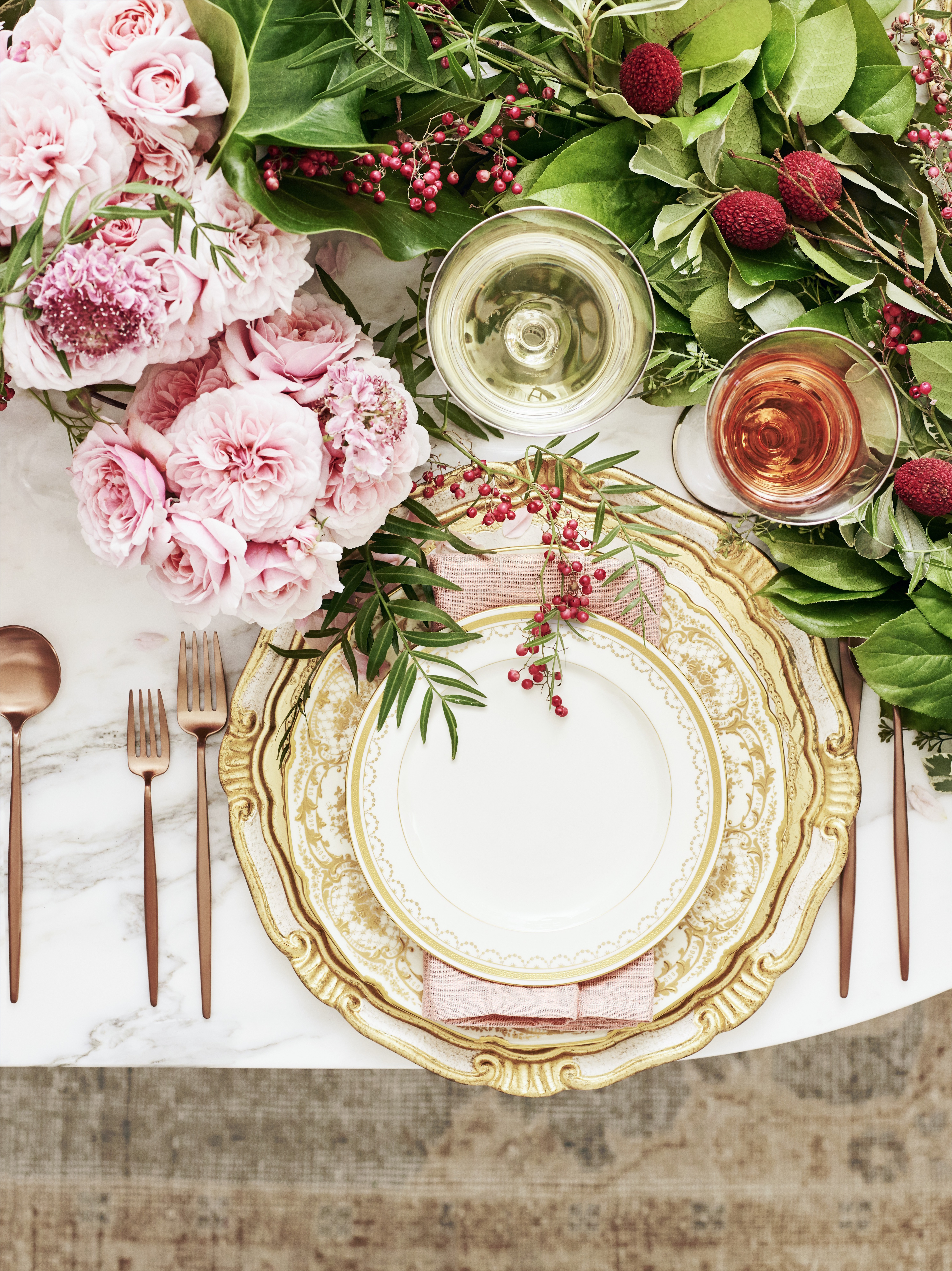 40 diy christmas table decorations and settings u0026 ideas for your christmas table
