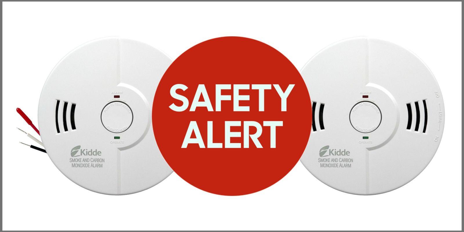 kidde recalls combination smokeco alarms due to alarm failure recalls