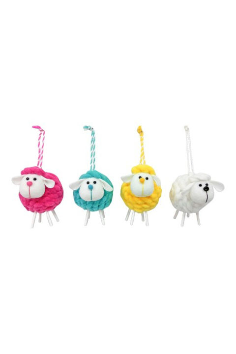 ($3, target.com) You'd have to be crazy not to fall for these adorable ornaments. Buy a whole herd to give someone's tree a cozy update.