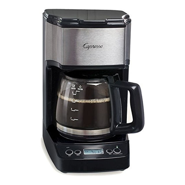 Capresso 5 Cup Mini Drip 426 Coffee Maker