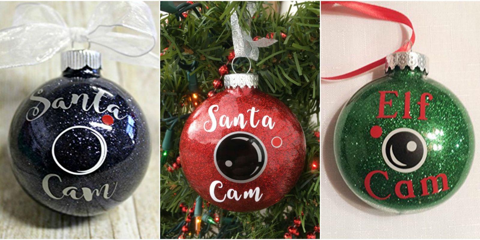 Camera christmas ornaments - Camera Christmas Ornaments 12