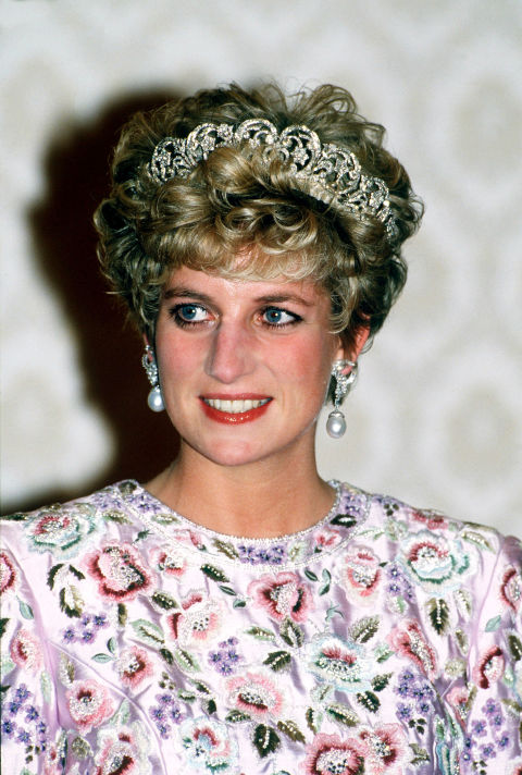 Swell Princess Diana39S Hair Though The Year Diana Princess Of Wales Style Short Hairstyles For Black Women Fulllsitofus