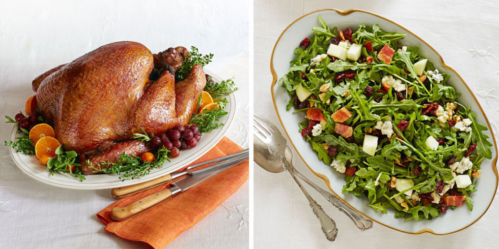 Ina Garten Salads ina garten's thanksgiving recipes - holiday cooking with the