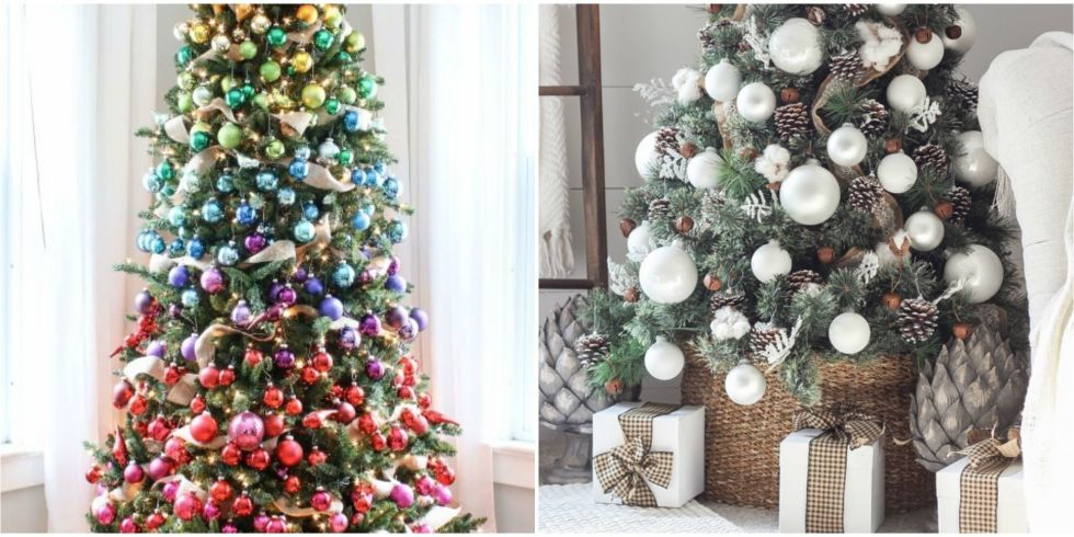 21 unique christmas tree decorations - 2016 ideas for decorating