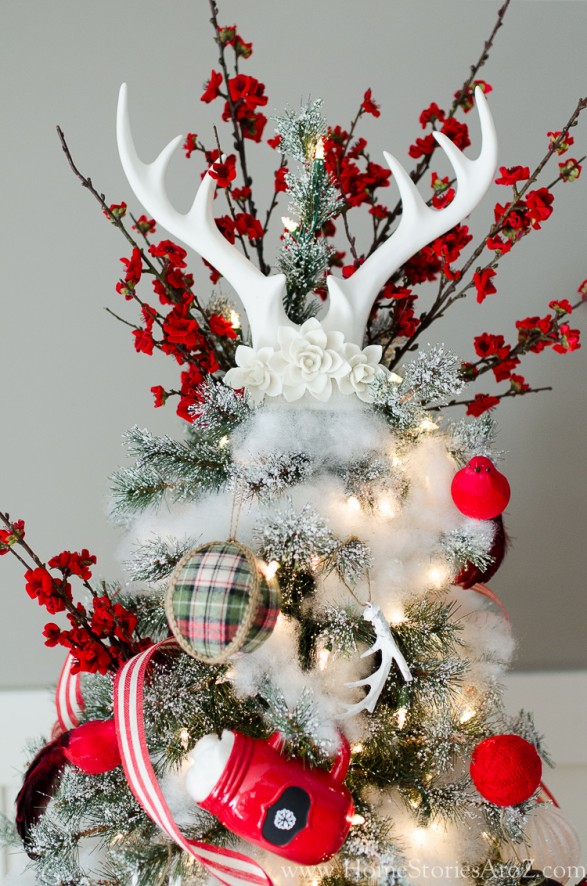 21 unique christmas tree decorations 2016 ideas for for Unique christmas tree themes