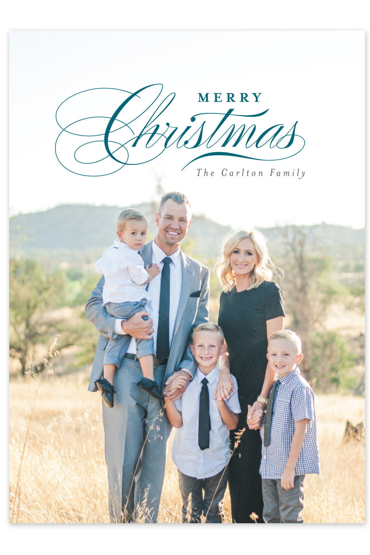 25 Funny Christmas Card Ideas - Family Christmas Card Photos