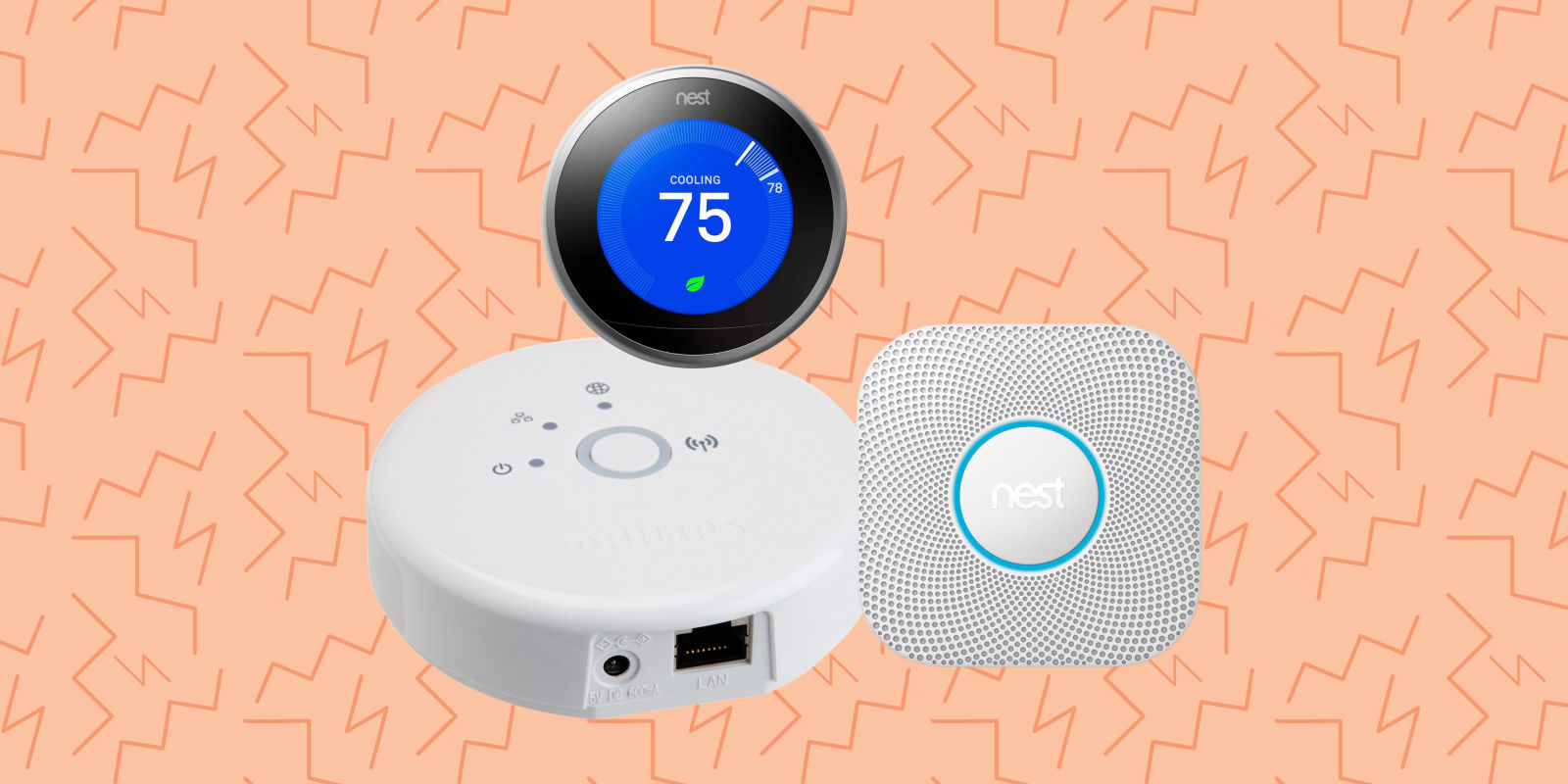 best smart home products connected locks doorbells thermostats
