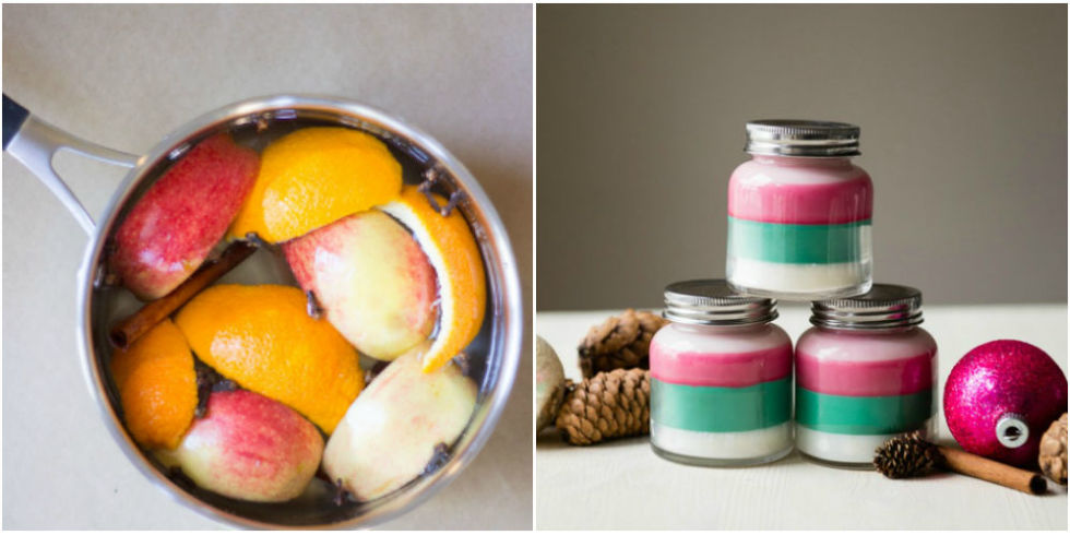 DIY Christmas Scents - Homemade Potpourri and Scented Decor