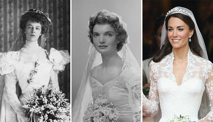 20th Century Bridal Hair Was More Like Todays Styles Than You