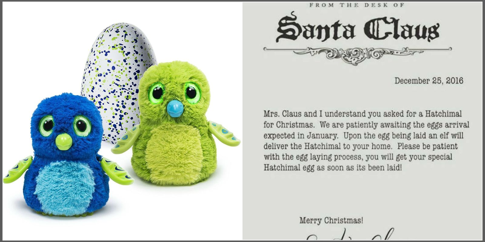 19 lovely letter from santa kit graphics complete letter template parents are writing apology letters from santa because they cant spiritdancerdesigns Images