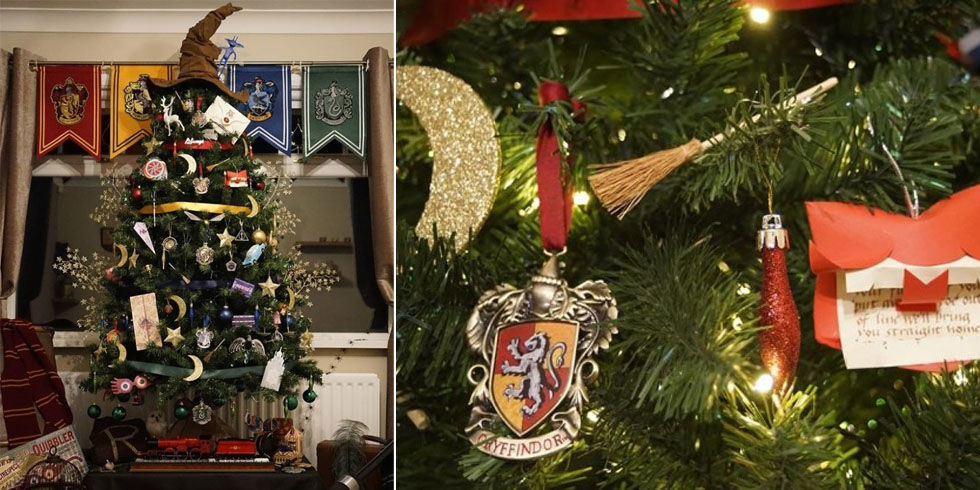Christmas Tree Decoration Ideas Pinterest