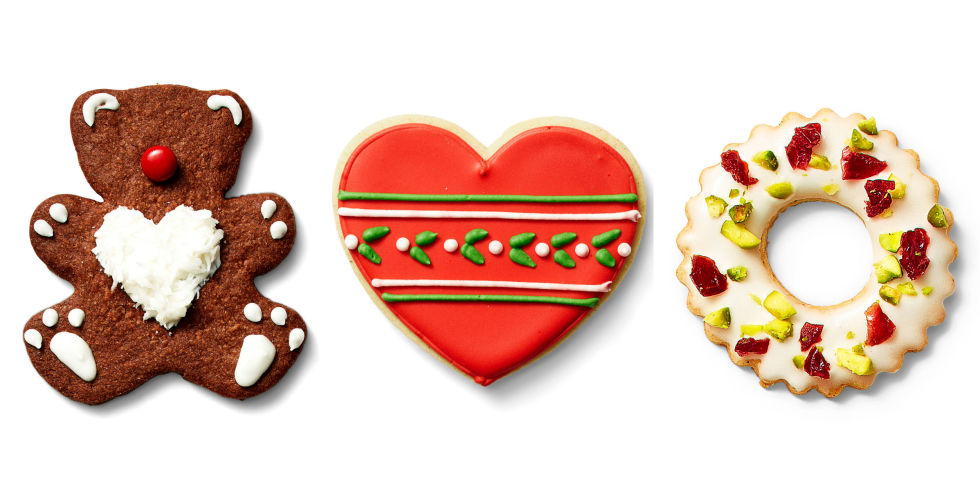 41 photos - How To Decorate Christmas Cookies