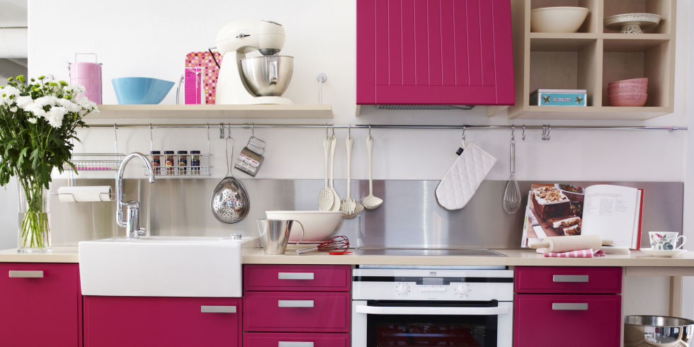 15 kitchen color ideas we love - colorful kitchens