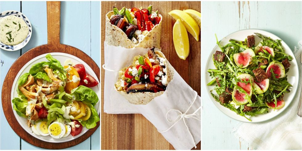 45 healthy lunch ideas easy recipes for quick healthy lunches