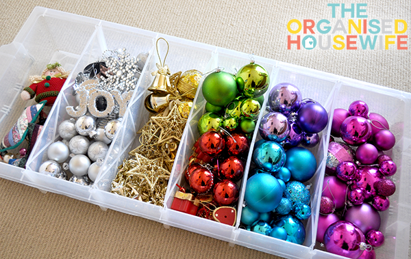 Christmas Decoration Storage Ideas - How to Store Fake Christmas Trees &  Holiday Decor - Christmas Decoration Storage Ideas - How To Store Fake Christmas