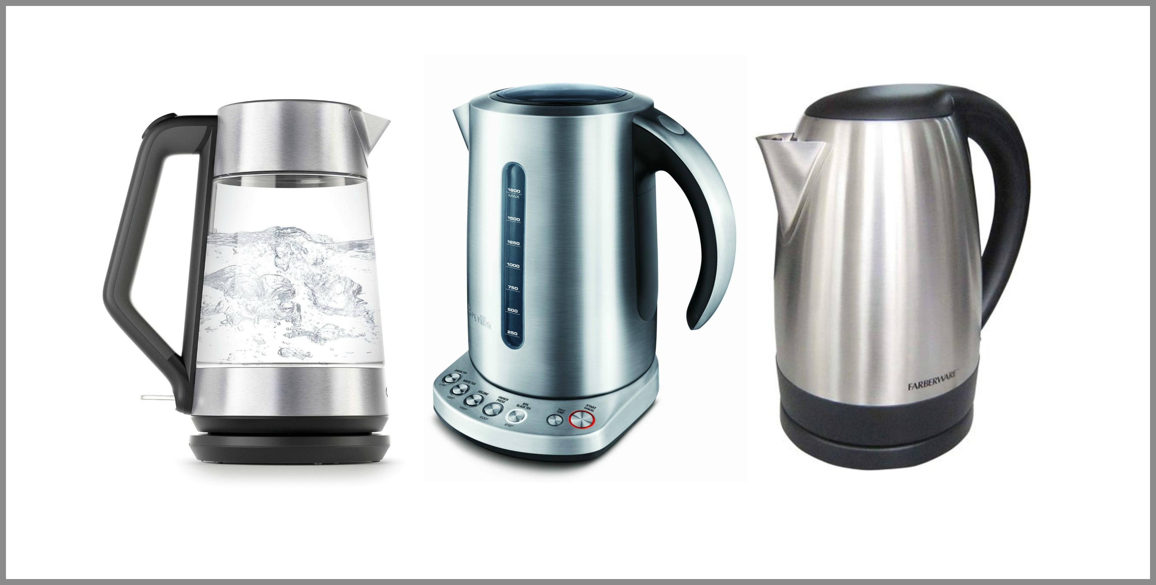 Best Electric Kettle ~ Best electric tea kettles