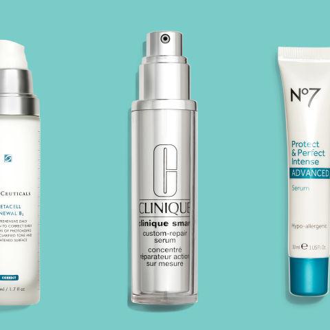 anti aging serum origins
