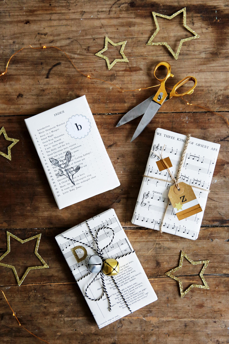 35 Unique Christmas Gift Wrapping Ideas - DIY Holiday Gift Wrap