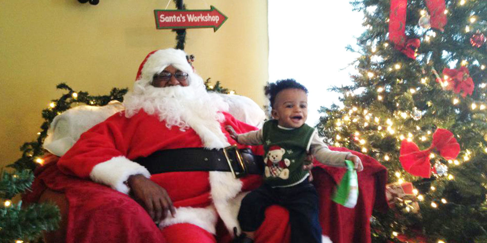What It S Like To Be A Black Santa Movement For More