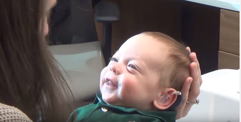 15 Signs That Indicate The Baby Might Be Deaf | BabyGaga