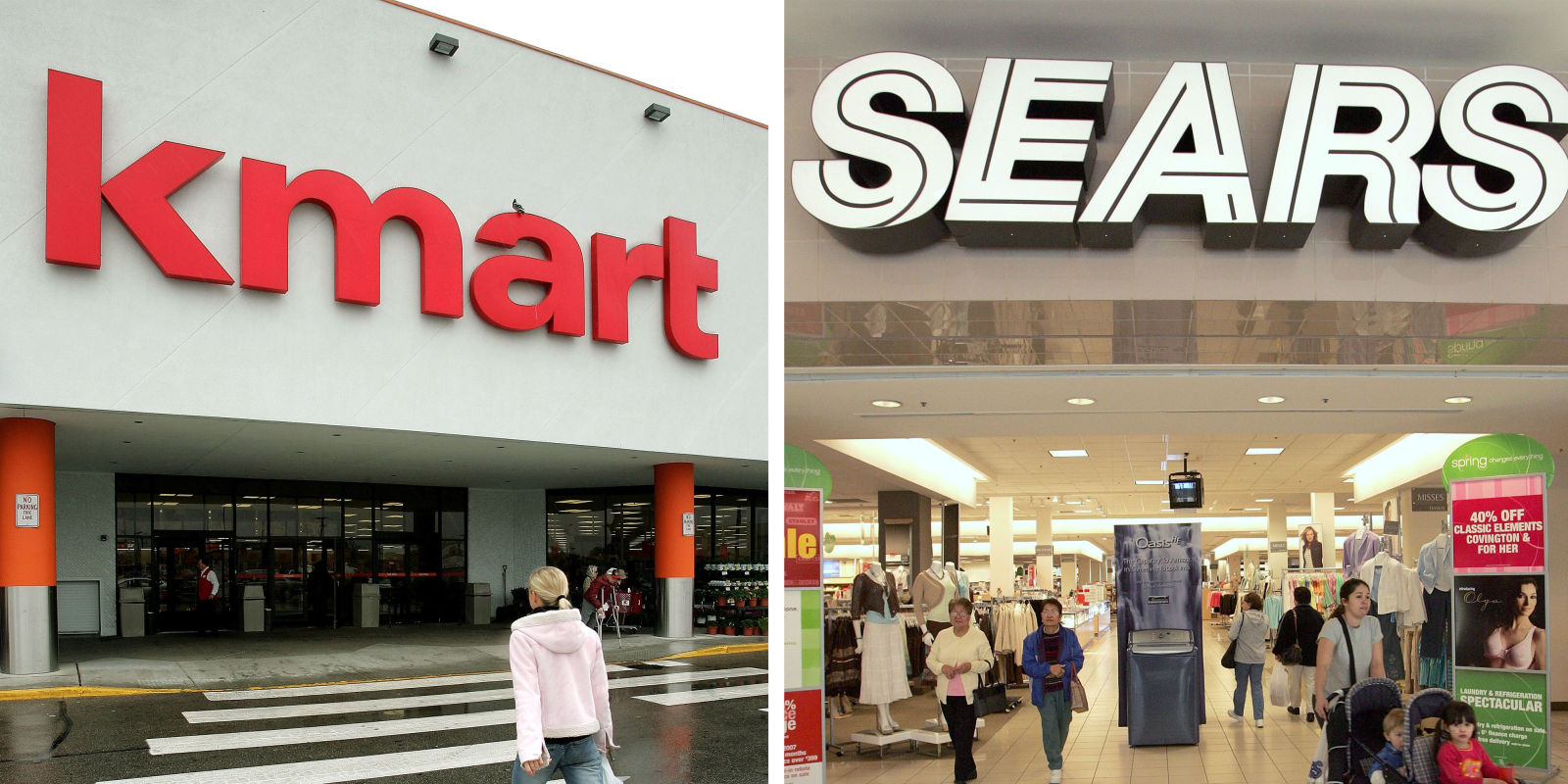 More Kmart and Sears Stores Closing - Which Kmart and ... - photo#26