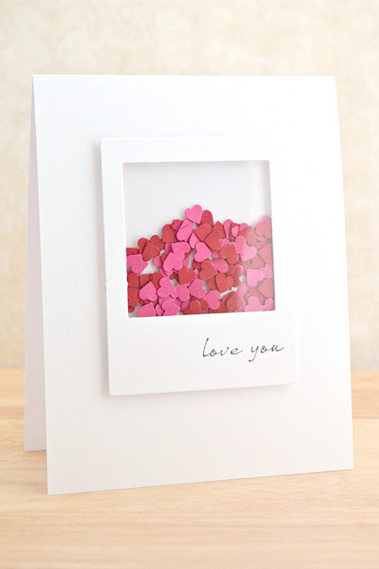 14 DIY Valentines Day Cards Homemade Ideas for Valentines Day Cards – Handmade Valentines Day Cards