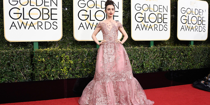 The Best Golden Globes Dresses 2017 Celebrity Pictures