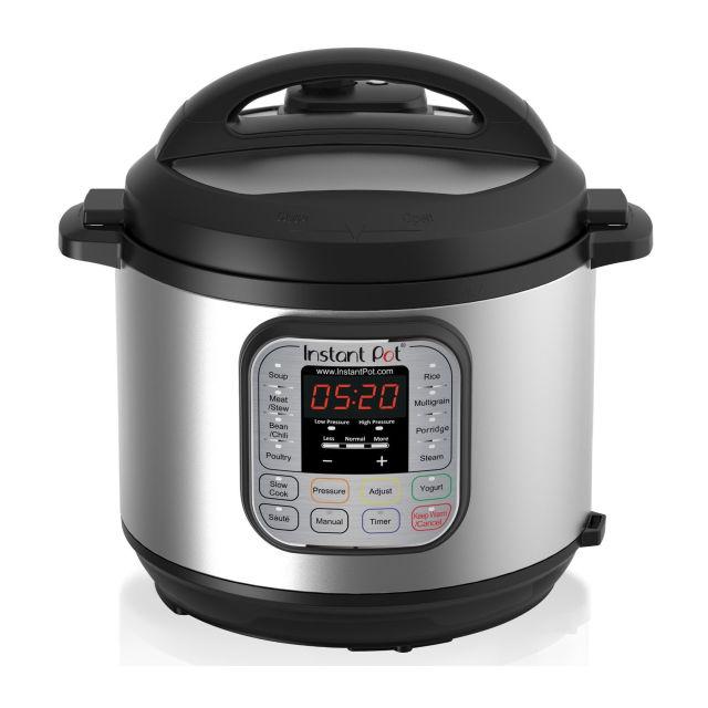 Instant Pot Programmable Electric Pressure Cooker #IP DUO60