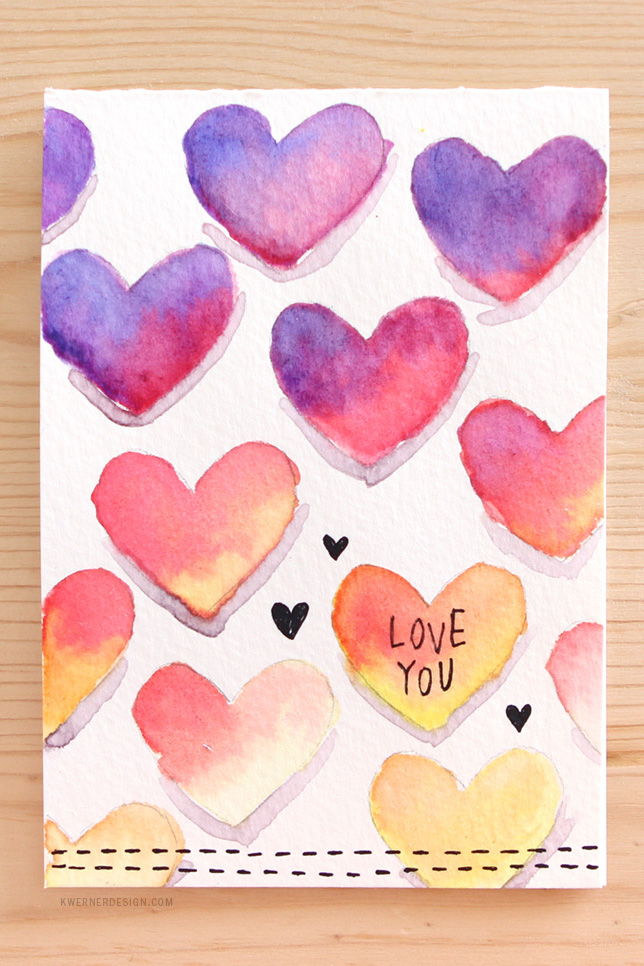 17 DIY Valentine\'s Day Cards - Homemade Ideas for Valentines Day Cards