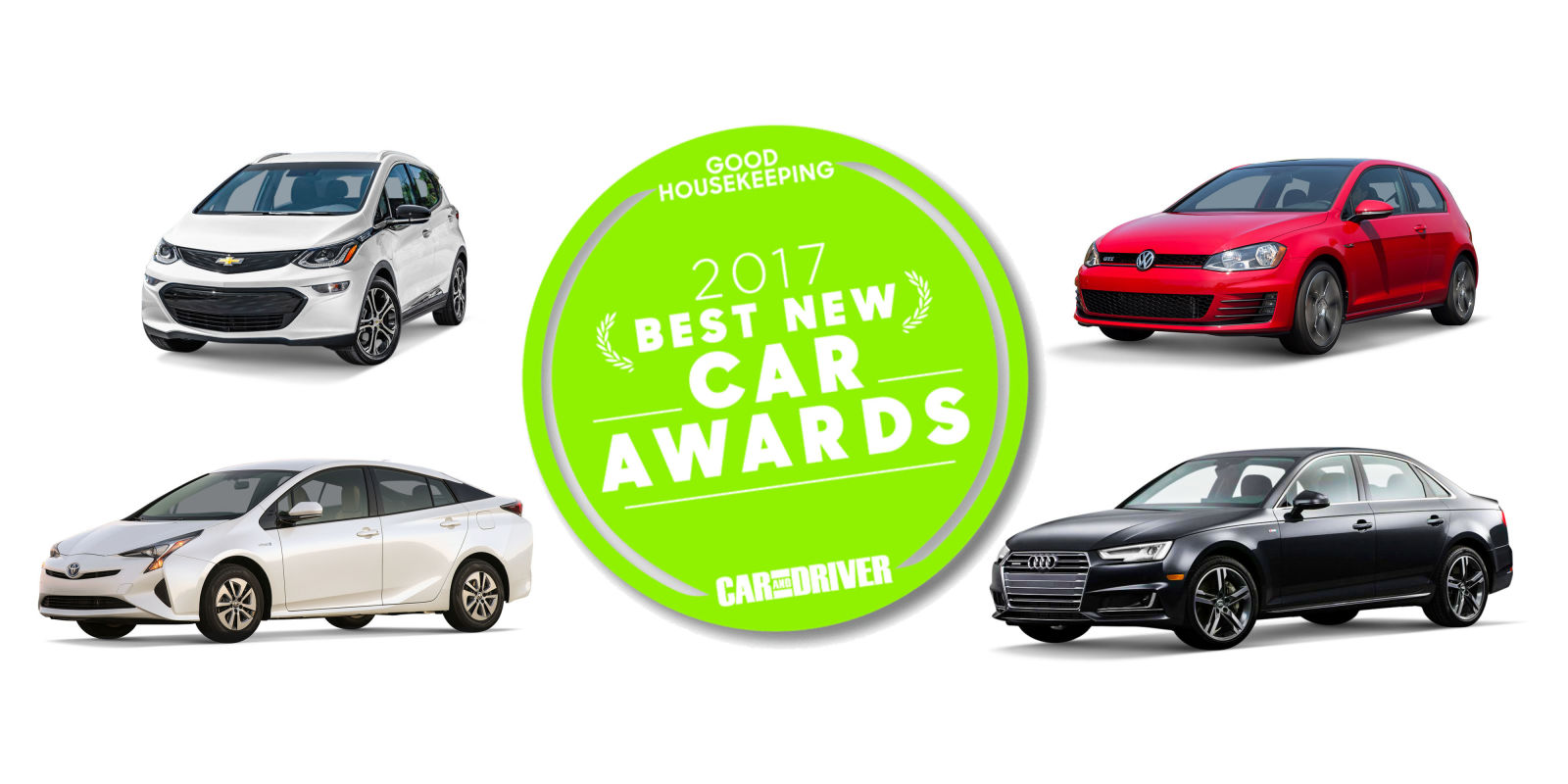the good housekeeping car awards best cars of 2017