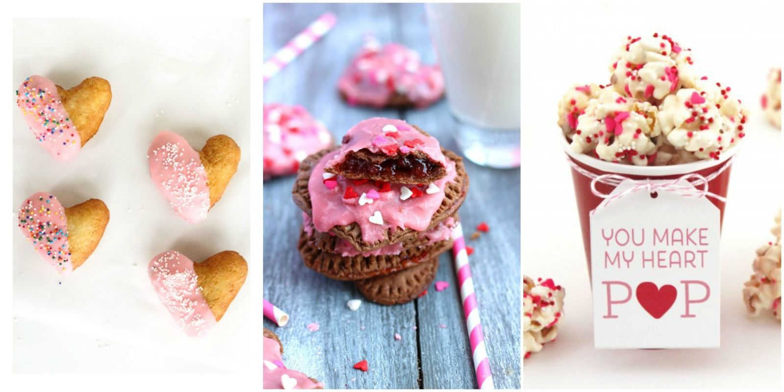 50 Best Valentine's Day Recipes - Easy Cooking Ideas for ...