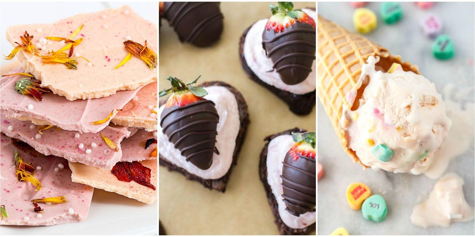 Valentines recipes dessert