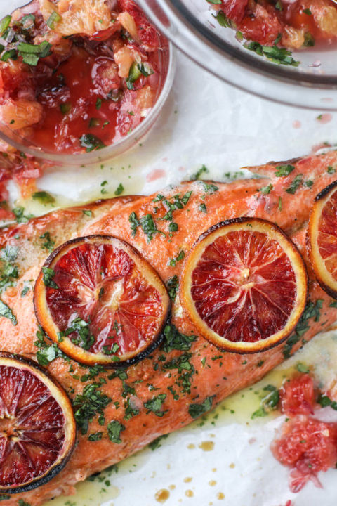 how to cook salmon healthy way