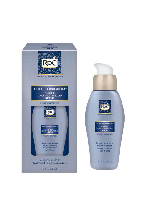 Retinol skin care products