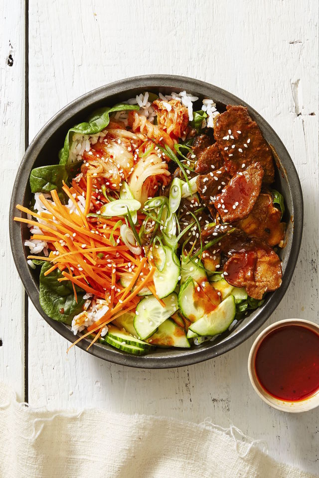 Rice bowl recipes