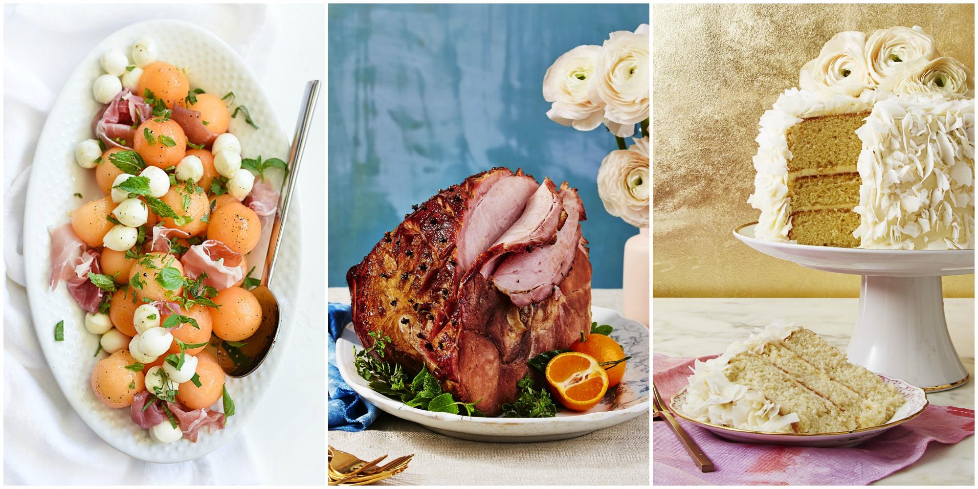 55 easter dinner menu ideas easy recipes for easter dinner Easter brunch ideas