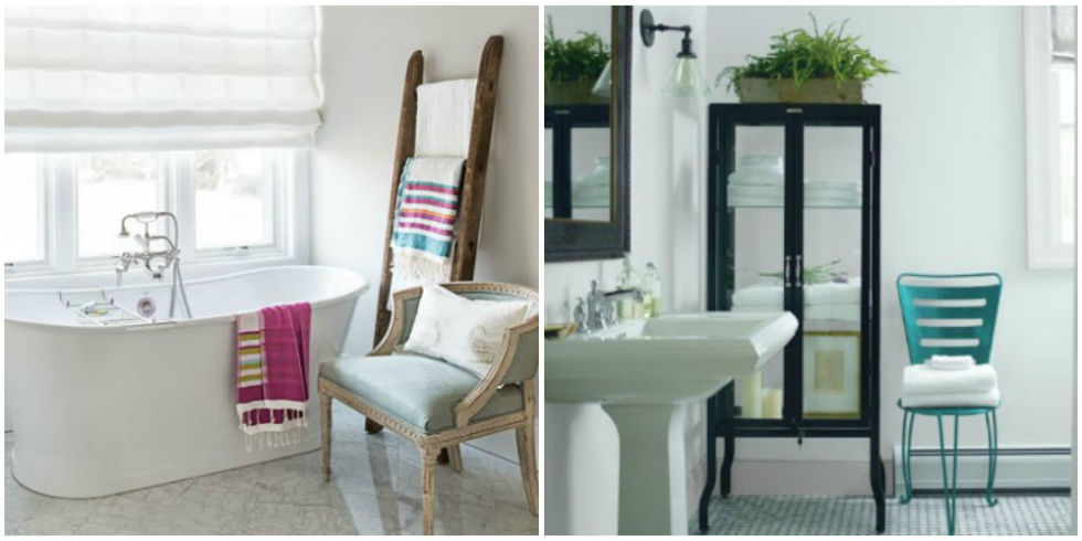 12 bathroom paint colors that always look fresh and clean - Bathroom Ideas Colours