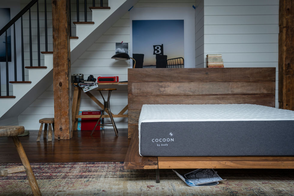cocoon by sealy - Online Mattress Companies