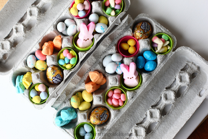 23 easter gift ideas for kids best easter baskets and fillers egg cellent upcycling negle Gallery