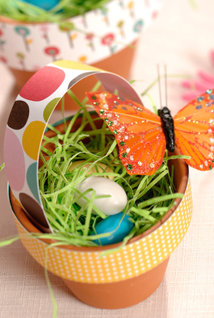 23 easter gift ideas for kids best easter baskets and fillers garden party negle Image collections