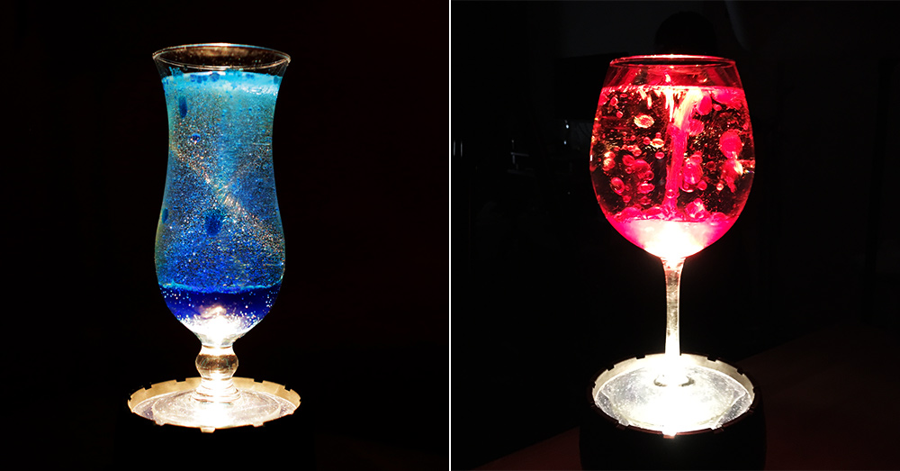 How To Make Lava Lamps Stunning How To Make A Lava Lamp With Household Ingredients