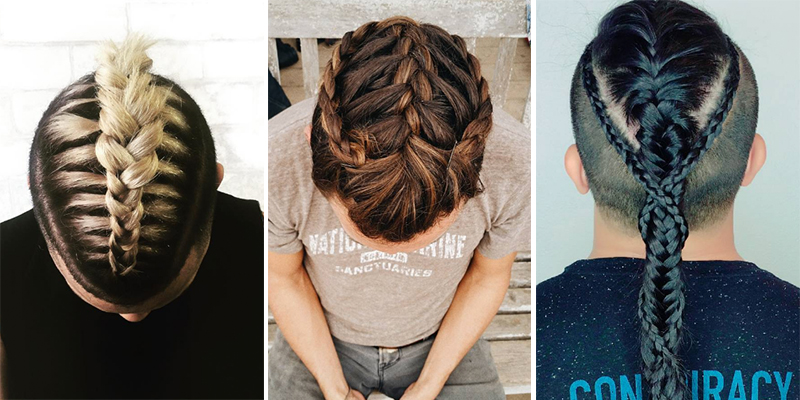 Man braids are now all the rage pictures of men with braided hair ccuart Gallery