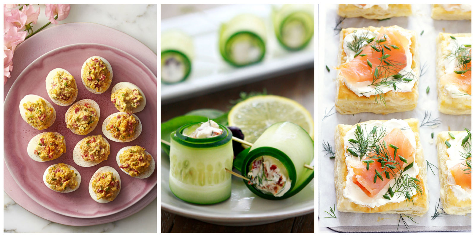 18 Easy Easter Appetizers Best Recipes For Easter Hors D