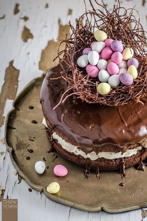 Easy impressive cake recipes