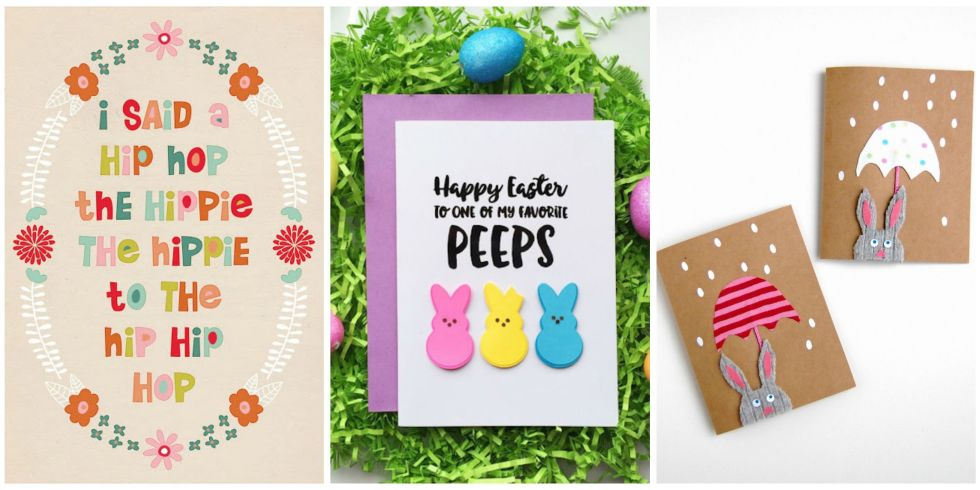 10 Cute Easter Greeting Cards Ideas for Happy Easter Cards – Easter Cards Ideas