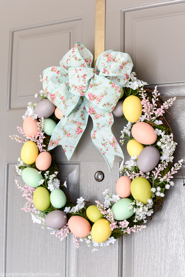 70 diy easter decorations ideas for homemade easter table and home decor - Easter Decoration