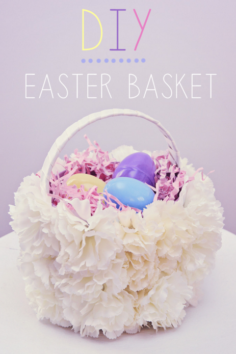 28 easter gift ideas for kids best easter baskets and fillers basket floral diy negle Image collections