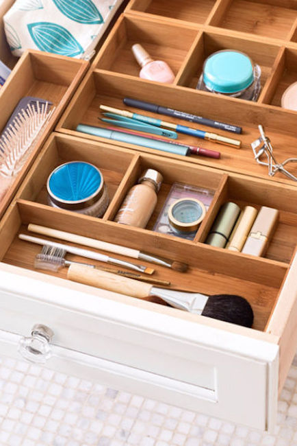 Go All Out On Drawer Dividers.
