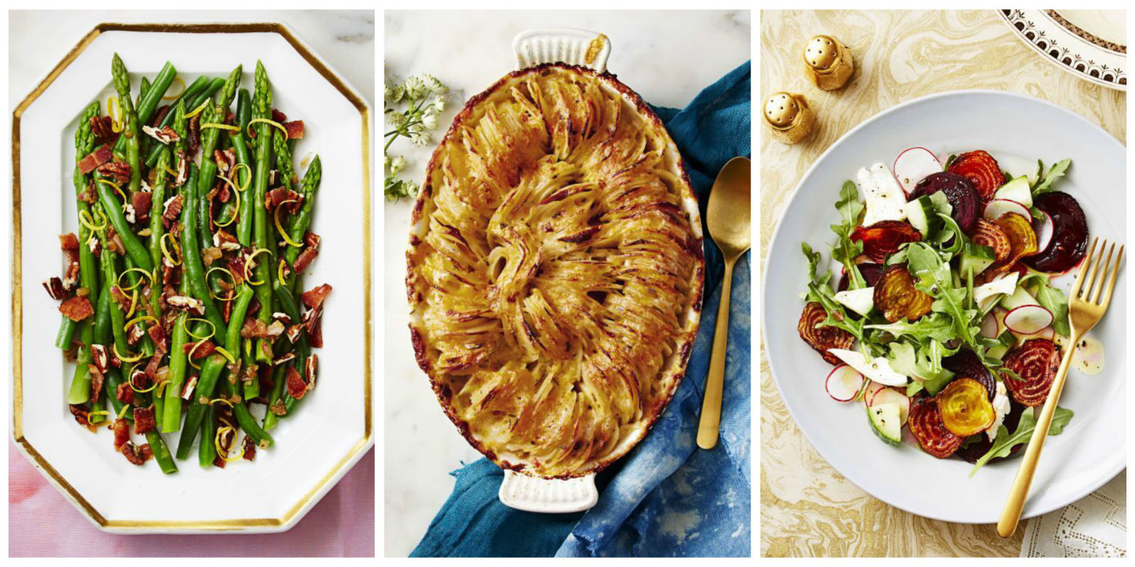 20 best easter side dishes easy recipes for easter dinner side ideas negle Images